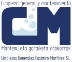 Limpiezas Generales CASIMIRO MARTÍNEZ